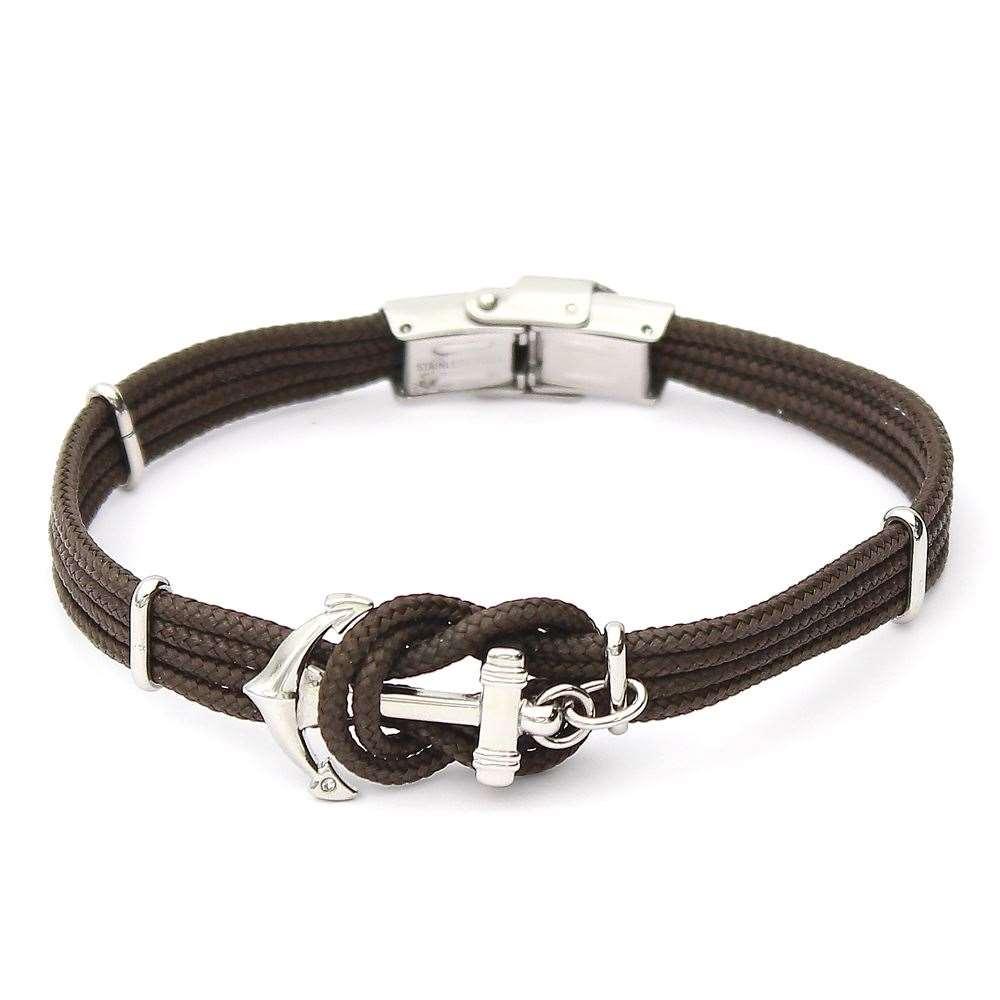 Connu bracciali uomo online tra cui il anelli personalizzati acciaio e  SL11